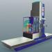 Horizontale Plattenfräsmaschinen und Bohrmaschinen